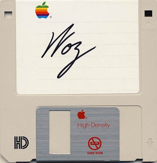 Apple High Density Disk